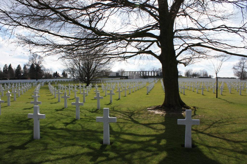 US-Ehrenfriedhof von Henri-Chapelle